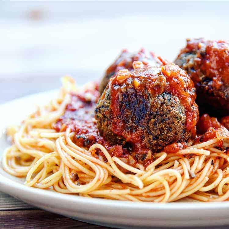 Vegan Meatball Recipe