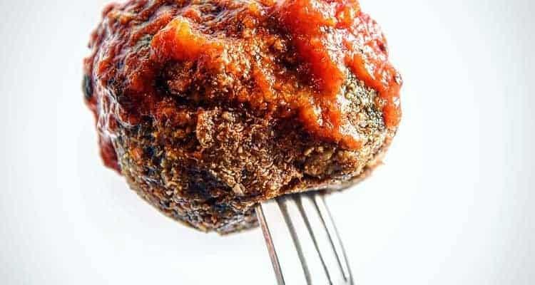 Toasted Walnut, Quinoa and Mushroom Meatless Meatballs (Vegan)