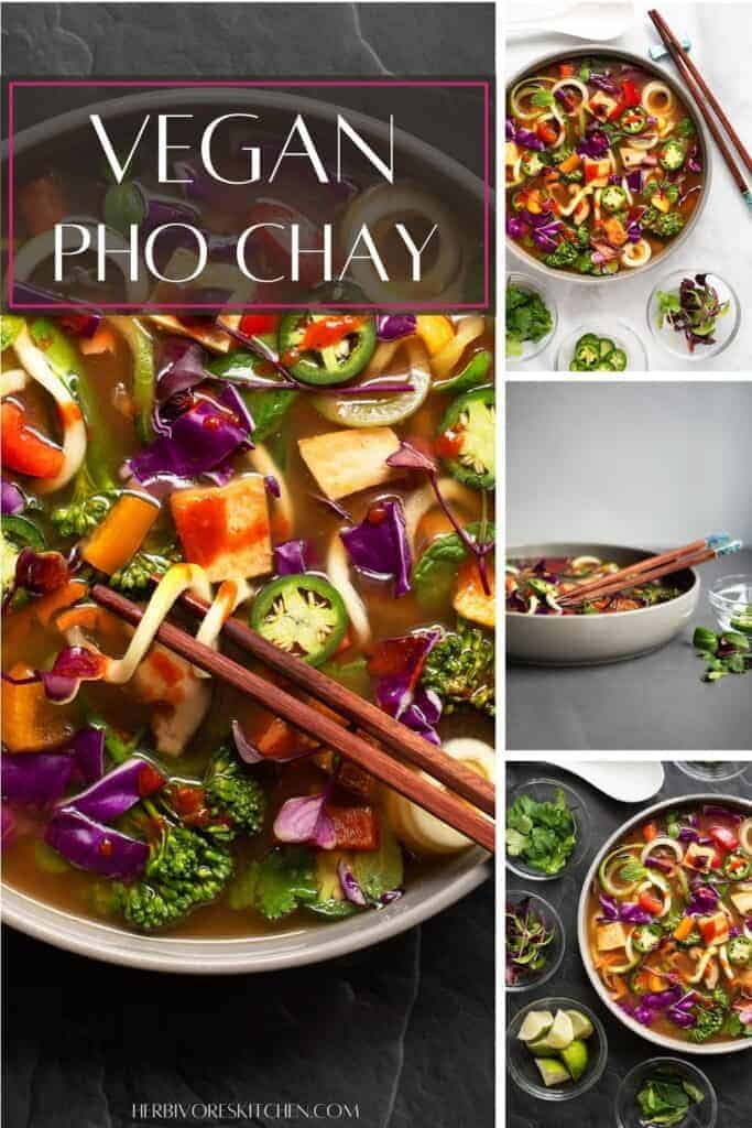 Pho Chay Recipe: Go On & Get Cozy with This Vegan Vietnamese Soup!