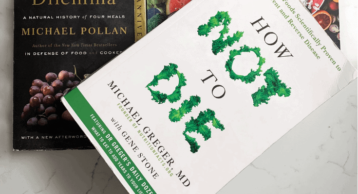 Going Vegan? Three Books to Read If You're Curious About Going Vegan