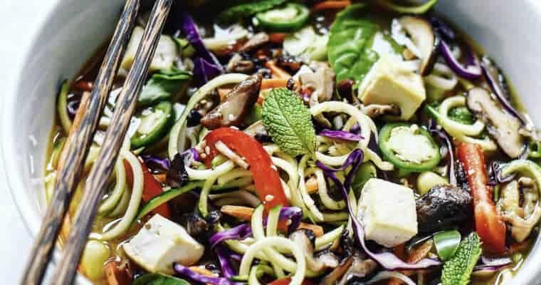 Simply the Best Vegan Pho Recipe