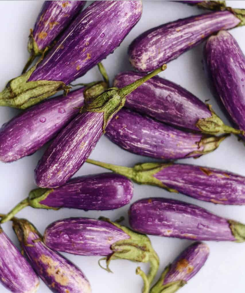 How to Cook Fairy Tale Eggplant