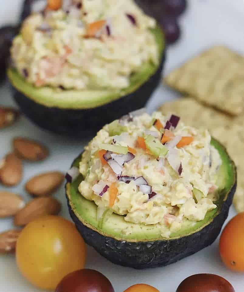Chickpea Tuna Salad Easy Vegan Tuna Salad Recipe