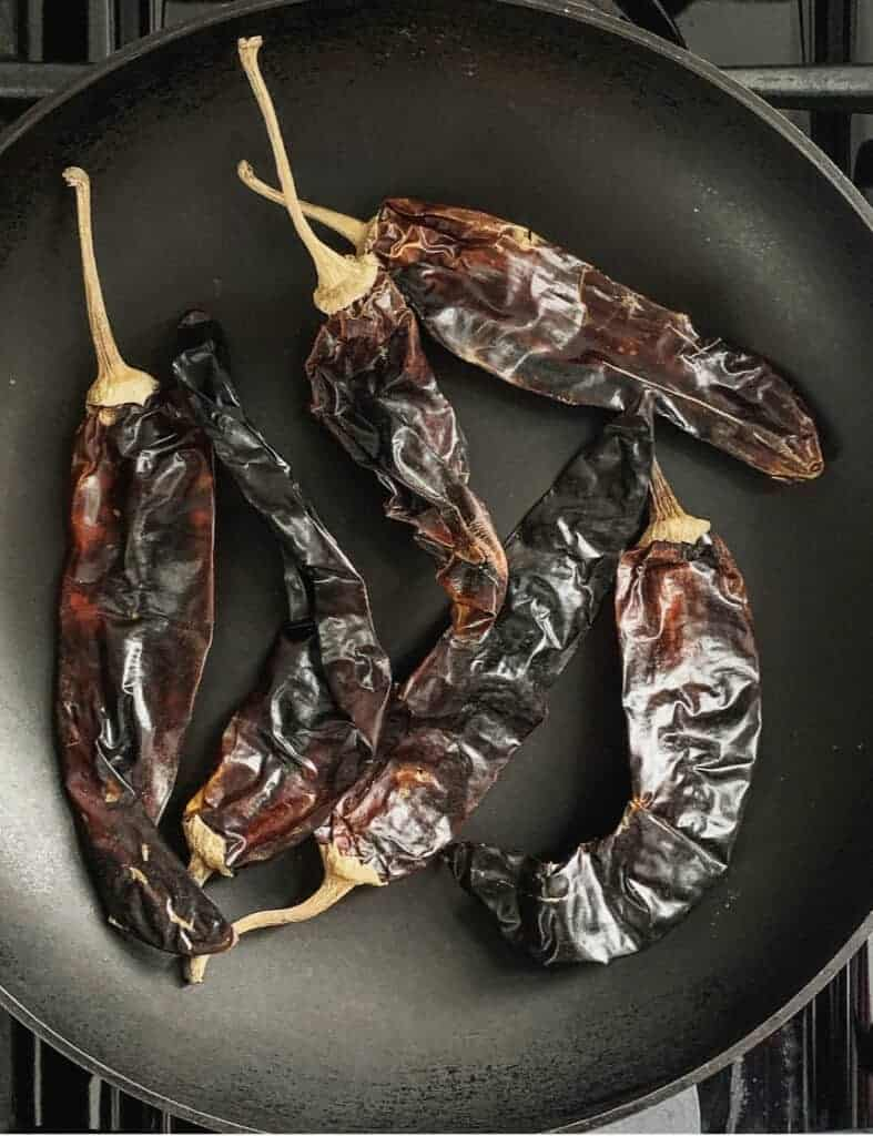 Guajillo Chilies