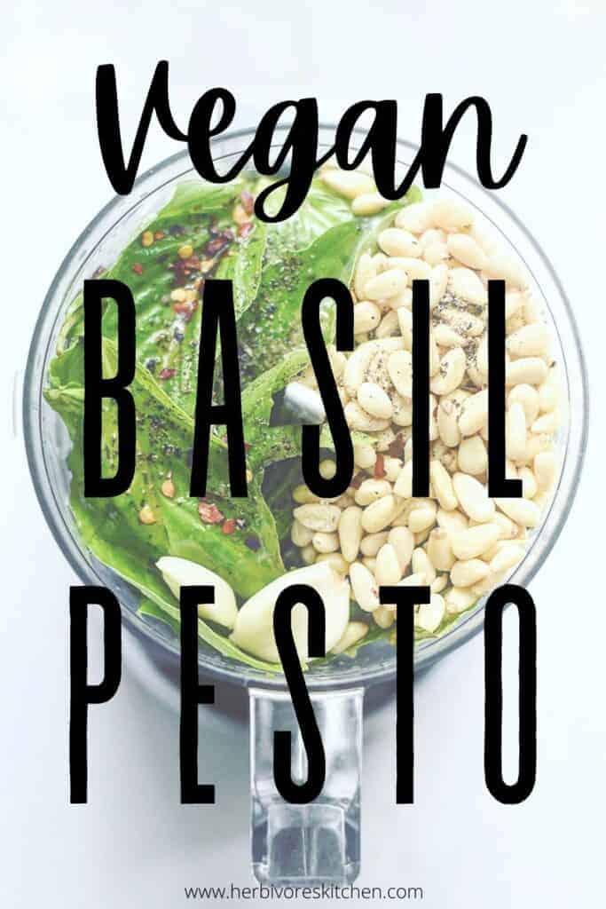 Best Vegan Pesto Recipe