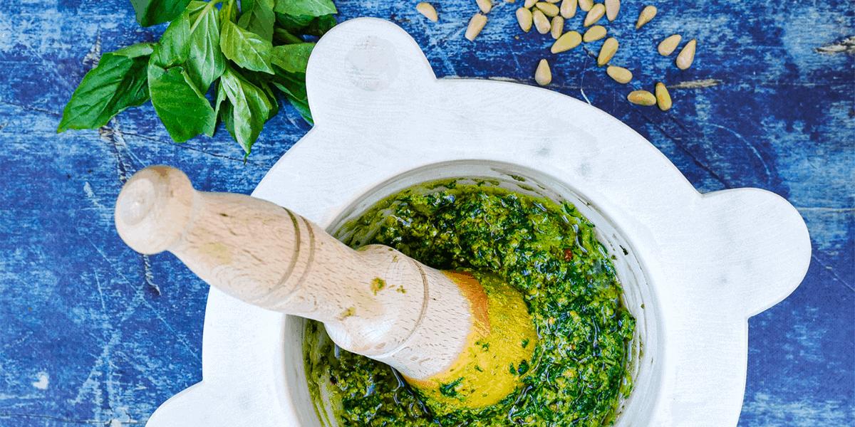 The Best Vegan Pesto Recipe