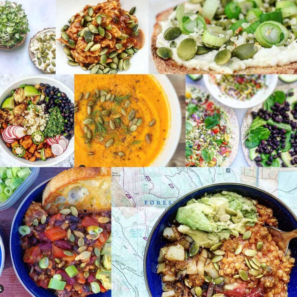 How to Make Roasted Pepitas