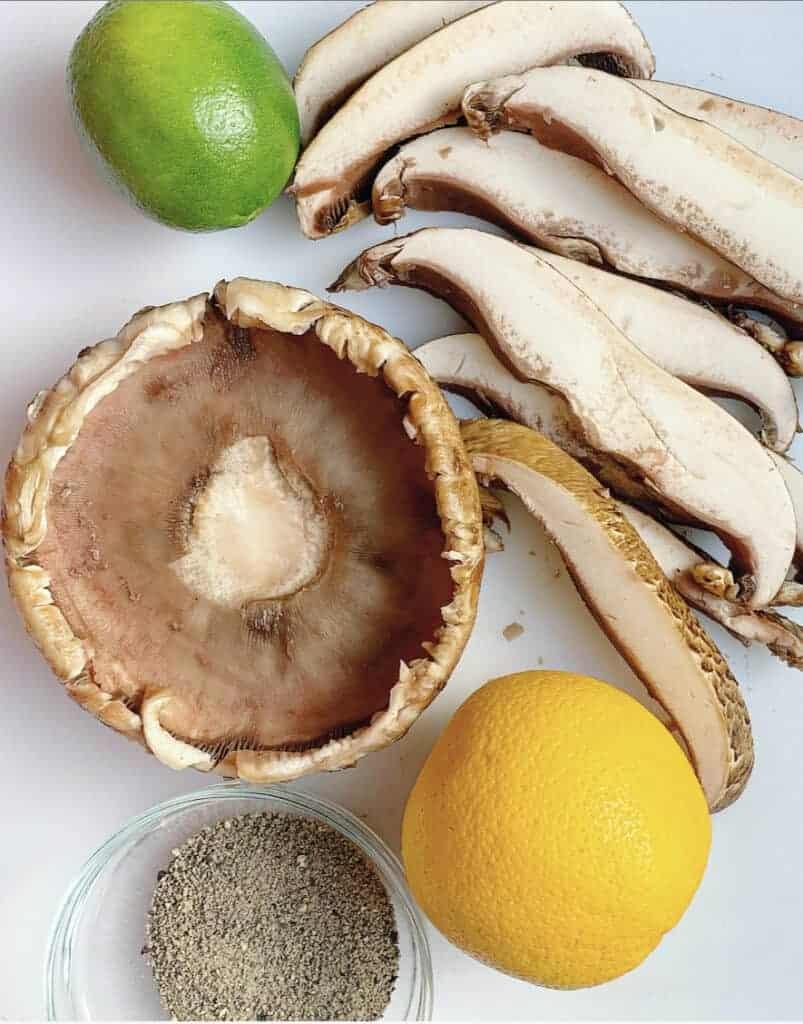 Citrus-Marinated Portobello Fajita Recipe