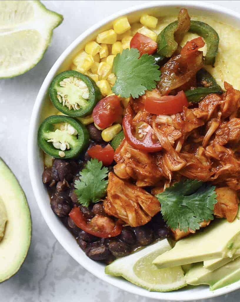 Deconstructed Jackfruit Vegan Tamale Recipe