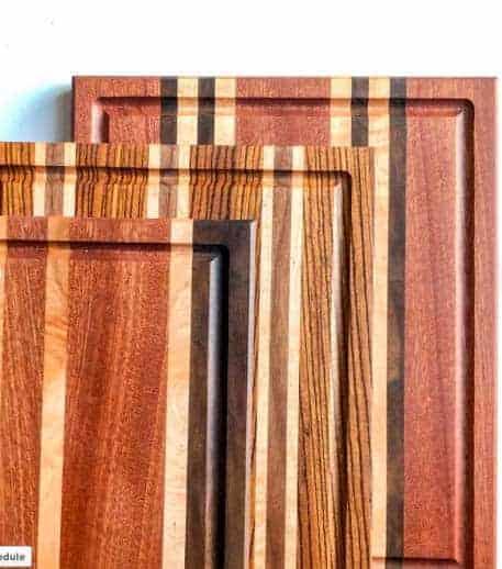 Premium Wood Cutting Board