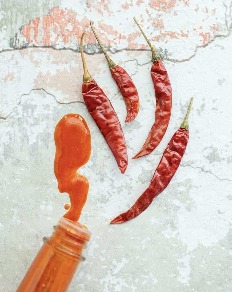 Chile De Arbol Homemade Hot Sauce Recipe