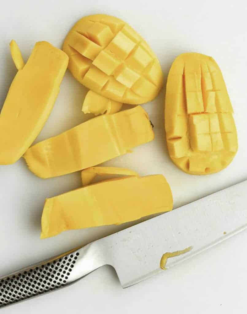 Vegan Cooking 101: How to Cut a Mango