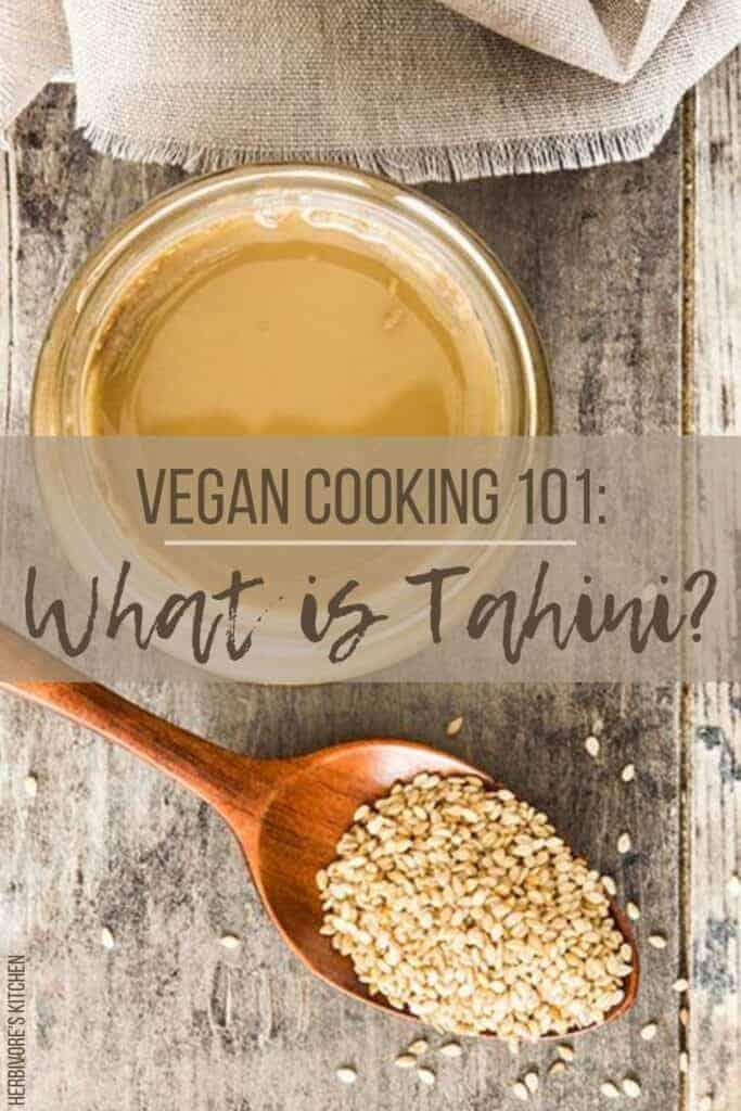 What is Tahini?