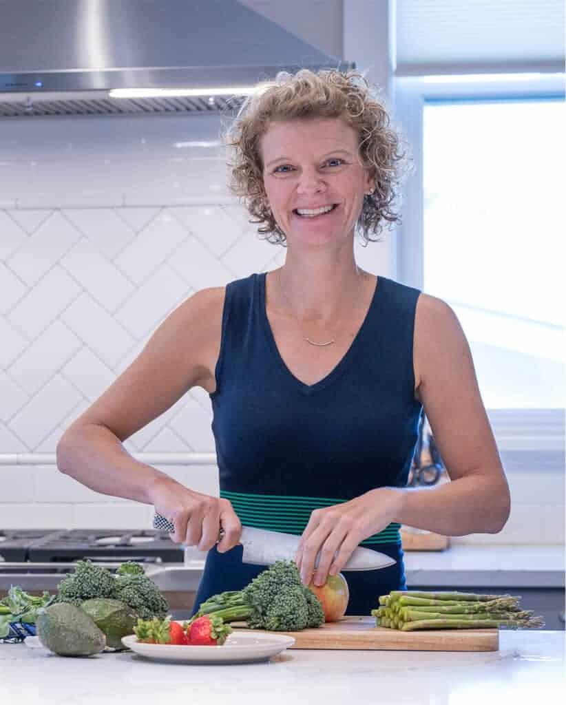 Kate Friedman Food Blogger Herbivore's Kitchen