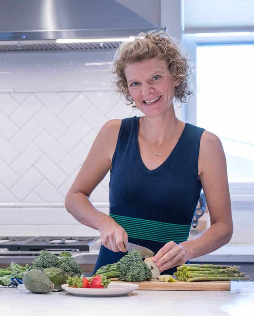 Kate Friedman Food Blogger Herbivore's Kitchen