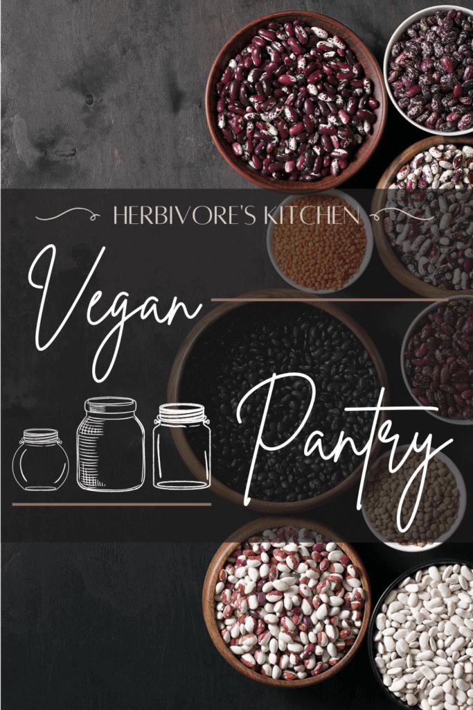 Herbivore's Kitchen Vegan Pantry