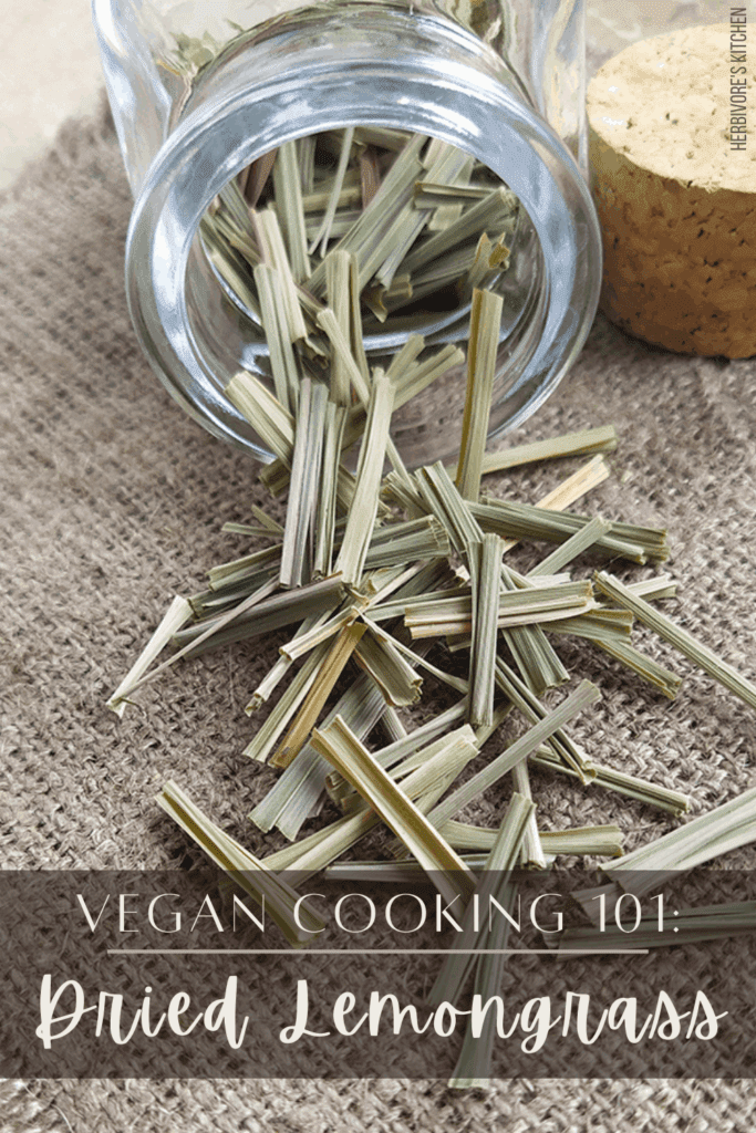 Vegan Cooking 101: How to Cook with Dried Lemongrass