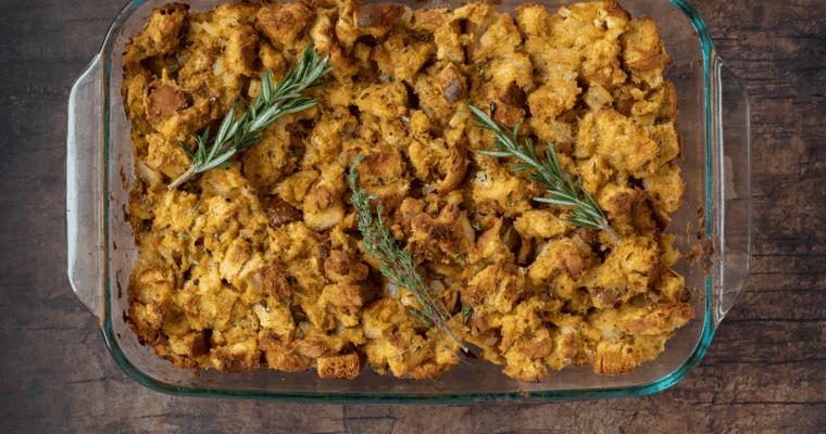 Savory Vegan Stuffing Recipe