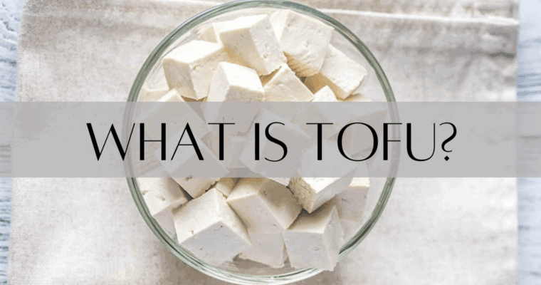 Vegan Cooking 101: What is Tofu?