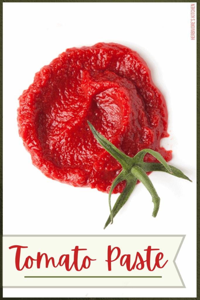Vegan Essentials Tomato Paste