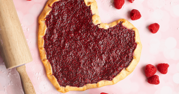 Raspberry Galette Recipe
