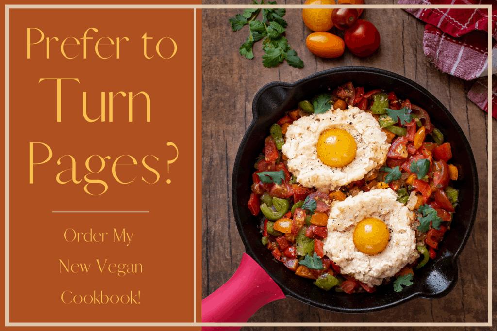 5-Ingredient Vegan Cooking a Vegan Cookbook by Herbivore's Kitchen