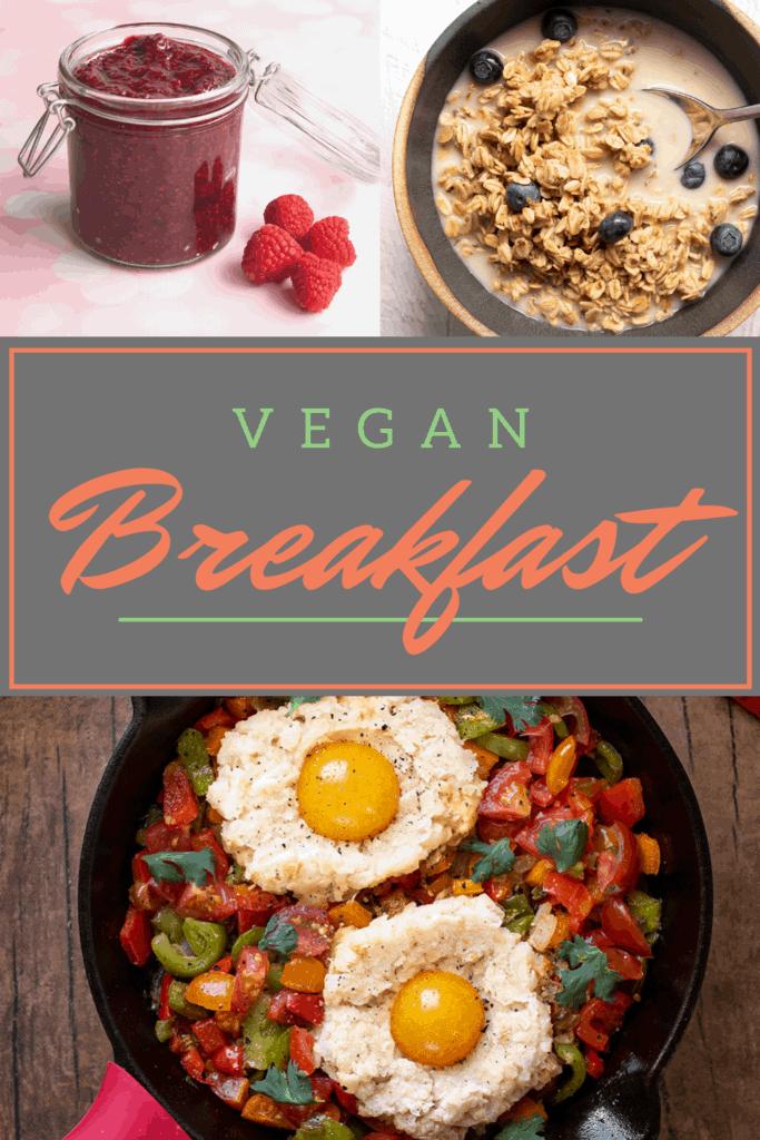Vegan Recipes by Mealtime Vegan Breakfast