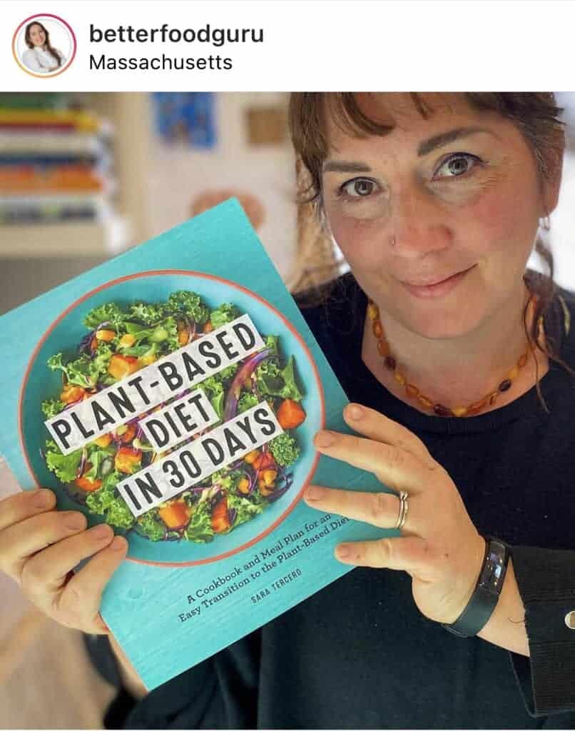 Plant-Based Diet in 30 Days by Sara Tercero Better Food Guru