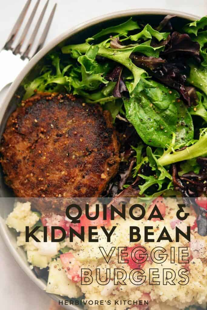 Red Bean Burger Recipe Want to Try the Best Vegan Burger? Give These Vegan Kidney Bean Burgers a Shot!