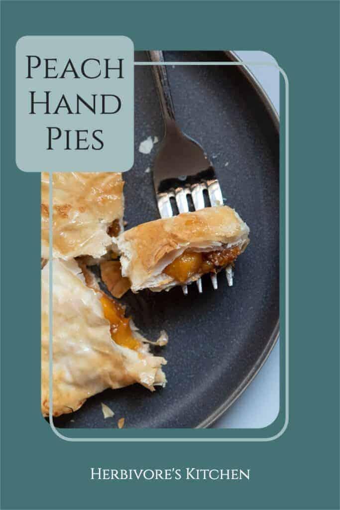 Baked Peach Turnovers Recipe: Celebrate Summer with Homemade Vegan Peach Hand Pies!