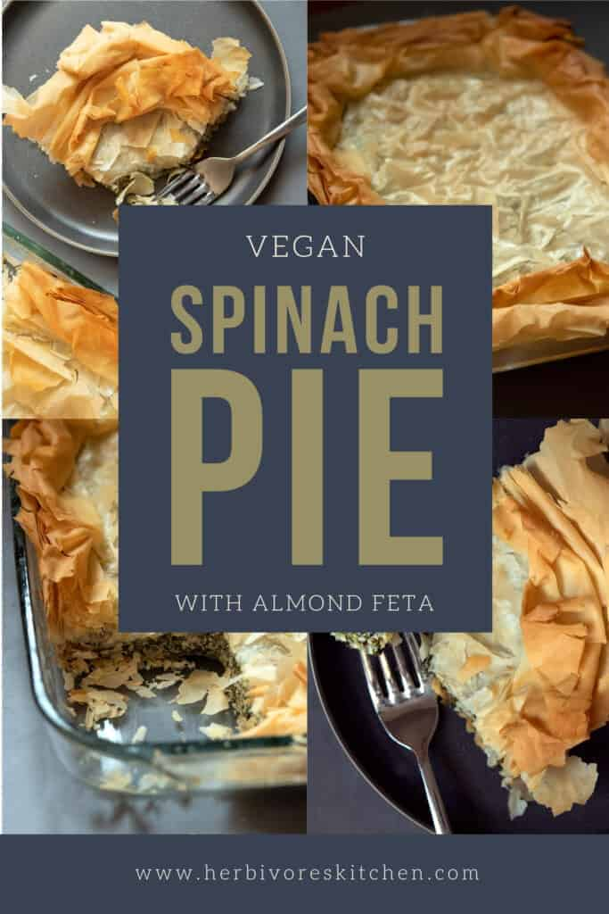 Vegan Spanakopita Get Your Greens with this Vegan Spinach Pie