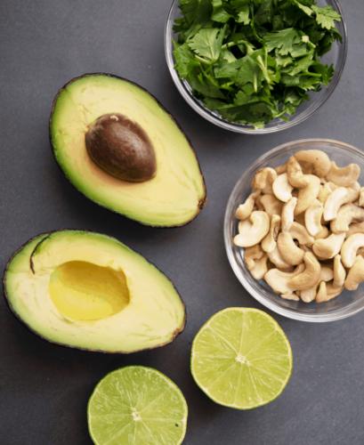 Vegan Avocado Crema Recipe