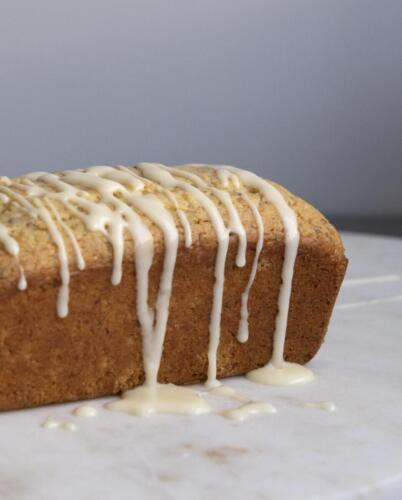 Almond Orange Vegan Sweet Bread Recipe
